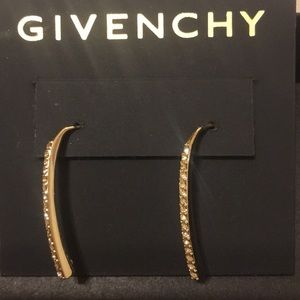 Givenchy Earrings. New.